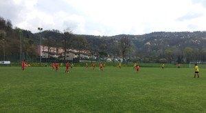 Allievi C1:Chiasso – Stella Capriasca, grande fair play in campo