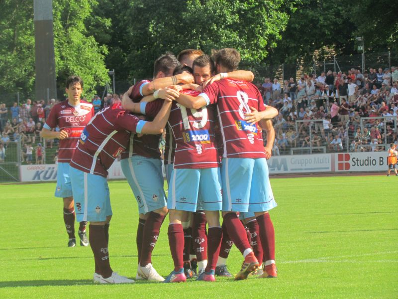 AMARCORD, la promozione del Bellinzona in Promotion League (Video)