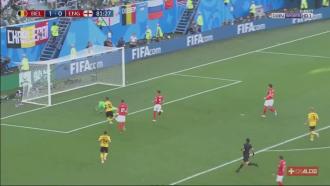 Russia 2018, Belgio-Inghilterra 2-0, analisi della partita