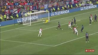 Russia 2018, Francia-Croazia 4-2, guardiamo i dettagli