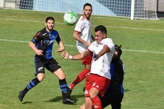 2L: Balerna raggiunto nei minuti finali, il Castello strappa un 1-1 nel derby contro i neroazzurri