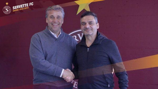 Servette, Massimo Lombardo nominato responsabile tecnico del centro di formazione granata