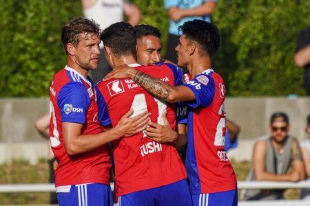 UEL, quattro giocatori del Basilea ottengono una riconoscenza a seguito del tris rifilato giovedì sera all'Eintracht Francoforte