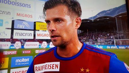 RSL, il capitano rossoblù Valentin Stocker si sente «discriminato» dai direttori di gara della massima categoria