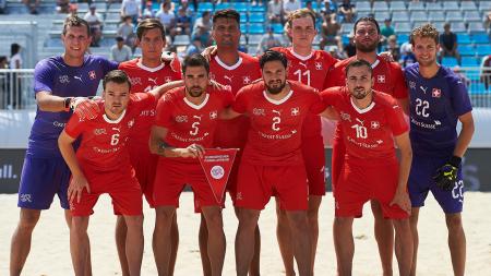 Beach Soccer, secca sconfitta per la selezione nazionale rossocrociata contro i padroni di casa della Russia