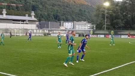 Amichevoli, si conclude con un pareggio il confronto tra Paradiso e Lugano U21