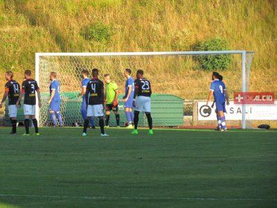 Test: Mendrisio vince 2-1 con il Castello con un buon secondo tempo