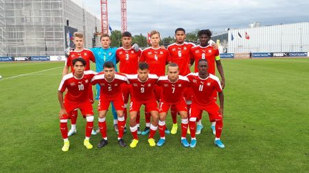Nazionale Under 19, la giovane Svizzera si impone sulla Repubblica Ceca grazie a un avvio di seconda frazione da sogno