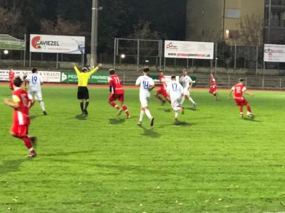 Coppa Ticino, il Locarno passa il turno contro un veloce Blenio