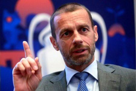 UEFA, il n° 1 Aleksander Čeferin: «Usiamo il profitto per la salute, l'importante è ripartire entro giugno, anche a porte chiuse»