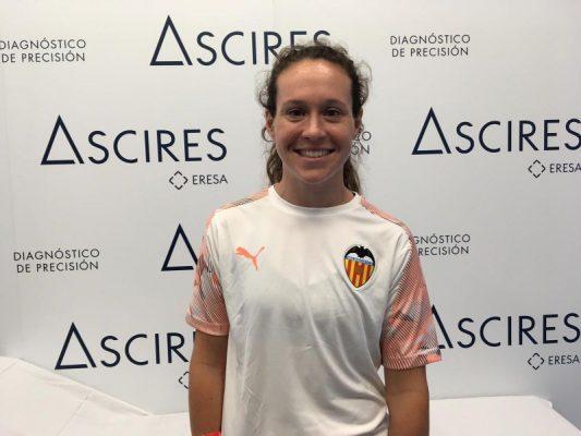Calcio femminile, l'ex stella bianconera Cara Curtin colleziona l'11ª apparizione a Valencia pareggiando con l'ultima