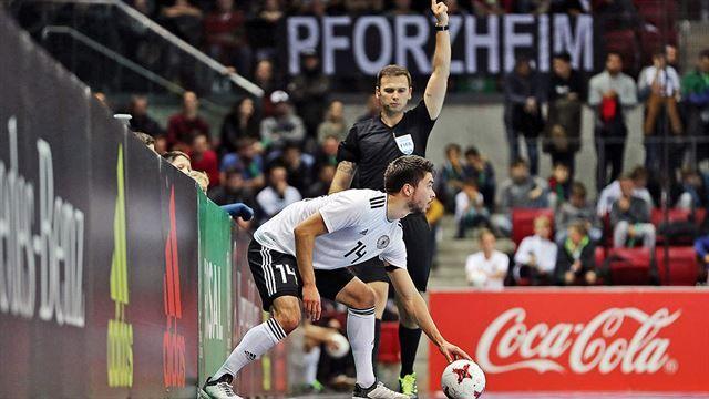 Futsal, intervista al giovane Daniel Matković, il primo arbitro svizzero  presente a un Campionato del Mondo FIFA – Chalcio.com