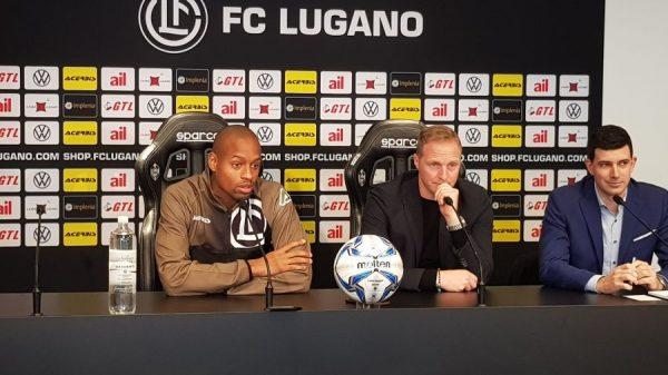 Lugano, Rangelo Janga: «Questa era l'opzione migliore per me. Sono pronto, l'aspetto fisico non è assolutamente un problema»