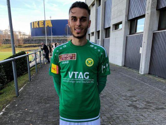1LP, mercato: in vista della seconda parte della stagione 2019-2020 il Brühl ottiene in prestito dal Wil il giovane Ajet Sejdija