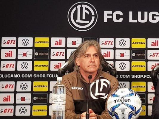 Lugano, Maurizio Jacobacci: «Noi ci stiamo preparando affinché il campionato riprenda, spero che ciò accada presto»
