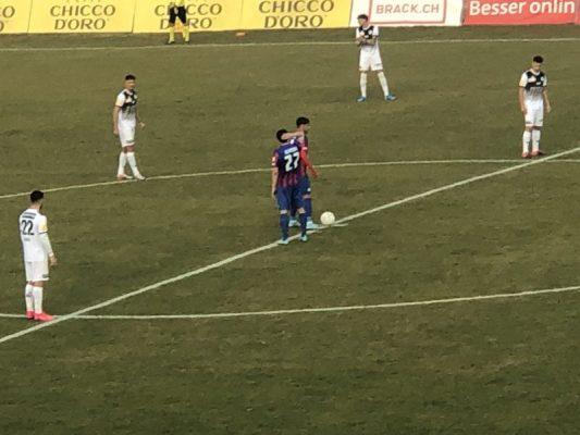 BCL, Chiasso, si torna a sperare, 2 a 0 sul Wil.