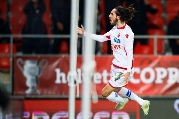 Calciomercato, dopo averlo formato nel suo settore giovanile il Sion ha deciso di cedere Bruno Morgado al Rapperswil-Jona