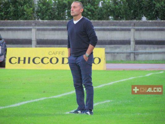 Chiasso, Alessandro Lupi: «Ci sono ancora diversi scontri diretti, noi dobbiamo affrontare ogni partita come se fosse una finale»