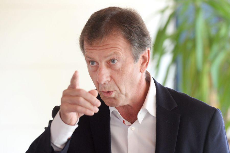 SFL, la presa di posizione dell'ex n° 1 Edmond Isoz: «Le porte chiuse devono giocoforza essere un tema di discussione»