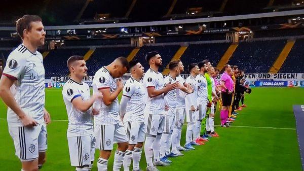 UEL, lo spettacolare 3-0 di Francoforte è stato effimero: la UEFA ha deciso di sospendere tutte le sue competizioni