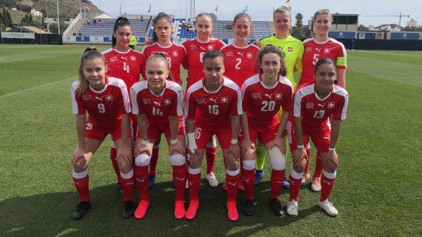 Torneo delle Quattro Nazioni, la selezione rossocrociata femminile Under 19 conclude il tris di incontri battendo anche l'Italia
