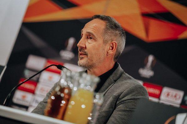 UEL, Eintracht Francoforte-Basilea, Adi Hütter: «Sono convinto che riusciremo a fornire un'ottima prestazione»