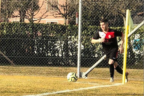 IL GIOCATORE: Joshua Rodrigues (Ravecchia) 3 gol in 2 partite, grande inizio prima dello stop coronavirus
