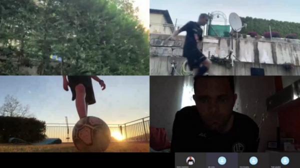 Lugano, settore giovanile, gli allenamenti 4.0 si svolgono su Skype e Whatsapp