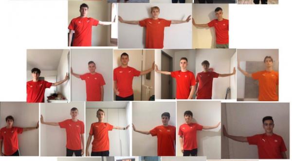 Team Ticino, il messaggio della U16