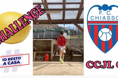 Allievi CCJL C, FC Chiasso, #iorestoacasa, bravi ragazzi!